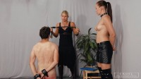 Anette & Zita - Punishment In stitutionX part 2 - online, gets, women, face, tied