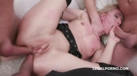Sindy Rose Rough Manhandle With Total Balls Deep Action