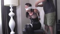 Bondage girl video