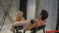 Ashley Fires Edged Sex Slave Training (2015)