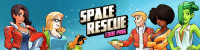 Space Rescue - Code Pink