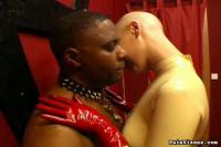 Painvixens – 19 May 2009 – Ebony Slave Bondage