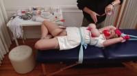 Bound and Gagged – Gagging Nurse Boobie Part 2 – Vibrator Bondage Orgasm for Lorelei