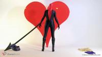 Alisa - Declaration of love in spandex