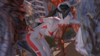 Lumina vs. 3 Monster - HD 720p