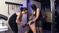 You're So Anal — Miss Eve and Isara — Scene 1 - HD 720p