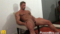 Kane Griffin — Blond Muscle