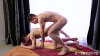 CockyBoys — Tobias Pounds Arnaud Chaga
