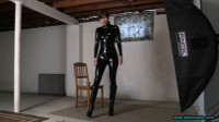 Masha Catsuit and Knee Boots!