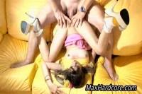 Extreme Schoolgirls # 14 - MaxHardcore