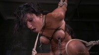 Exotic Sadie Santana Strictly Restrained