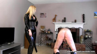 Mistress Sapphire Steele - Sapphire Paddles Ass (love, tit, new, real)