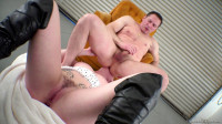 Raven-Haired Veruca James Extreme Anal