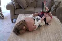 HD Bdsm Sex Videos Stefani Bondage Slave Tranied Full