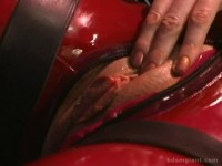 Amanda Wildefyres Rubber Slaves: Rubber Sex Slave