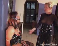 Sissy Slut Training Femdom Strap-On Punishment Bondage Part Two (2017)