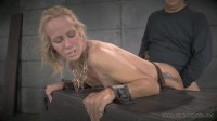 Simone Sonay blindfolded and pounding Anal with 10 inch BBC!