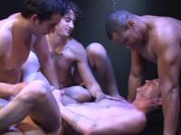 Extreme Penetration Orgy