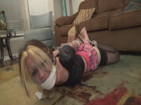 Forcing the cheerleader to service my son's cock