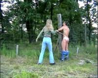 Extreme Outdoor Punishment