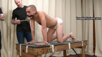 Anton - Fucked With A Fat Dildo - Arse Belted
