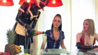 members making (The English Mansion - Bad Maid Good Pt1 - Domination HD).