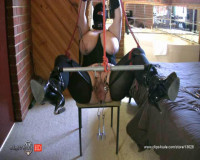 Extreme BDSM - Slave M - Shoot 128