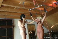 PainVixens/Strapped fetish blonde