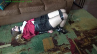 HunterSlair - Samantah Grace - Let's tape up the babysitter
