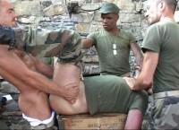Military Punishment - Philou, Roberto, Takrus