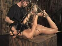 spank nipple sex english (Society SM - 03 Jul, 2007 - Lorena Sanchez)...