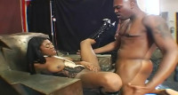 Ebony Anal xxx