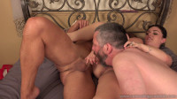 Kimber Woods - Get Fucked - cock, man, mirror, hard, bisex
