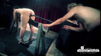 Wild bondage and torture session with chubby Pina Deluxe PT 2