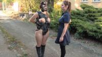 Tight bondage, domination and toture for hot sexy slavegirl HD 1080p