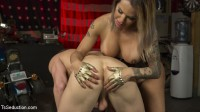 TS Foxxy Fills Alrik Angel's Tank With Hard Dick (mirror, new, vid, style)