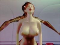 [3D Video] The Great Space War (Kaiki Eroero Uchu Senso)