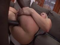 Kathy Sweet enjoys hardcore interracial sex