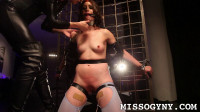 MissoGyny -  Mar 05, 2014 - Sarah Shevon Tied Up, Punished, and made to cum
