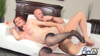 Staci Miguire & Christian (bareback, fucking, video).