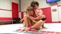 Penny Barber wants to squash a rookie. This rookie wont go down easy