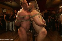 Download Live Shoot: Dirk Caber and 200 horny men at Folsom weekend party.