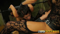 StraponSquad — Jul 07, 2015 - Marina Angel Loves Lesbian Domination & Sybian with Esmi Lee