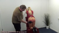 old naughty (Real life spankings - Esther's first spanking).