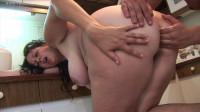 Hot BBW Andrea - homemade fisting