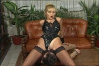 German Amateur Dominas part 2 - very, dark, whip.
