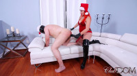 Lady Karma Holiday Ass Stretching (2019)