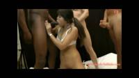 FrenchBukkake — Thai-Teena: Gangbang