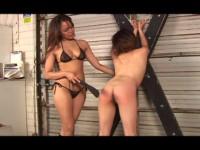 spanking mistress (Slave Girl).