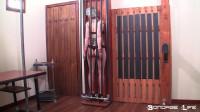 Bondagelife - Hardcore Standing Cage Bondage